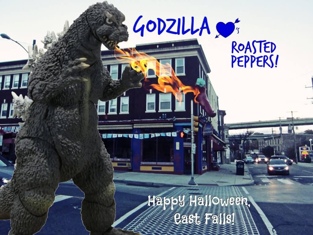 10-31 Johnny Manana Godzilla