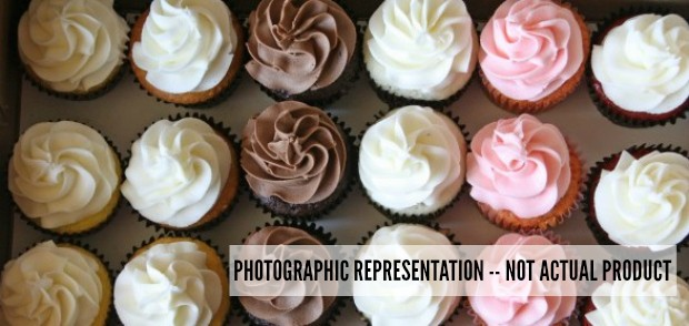 sweet nectar cupcakes