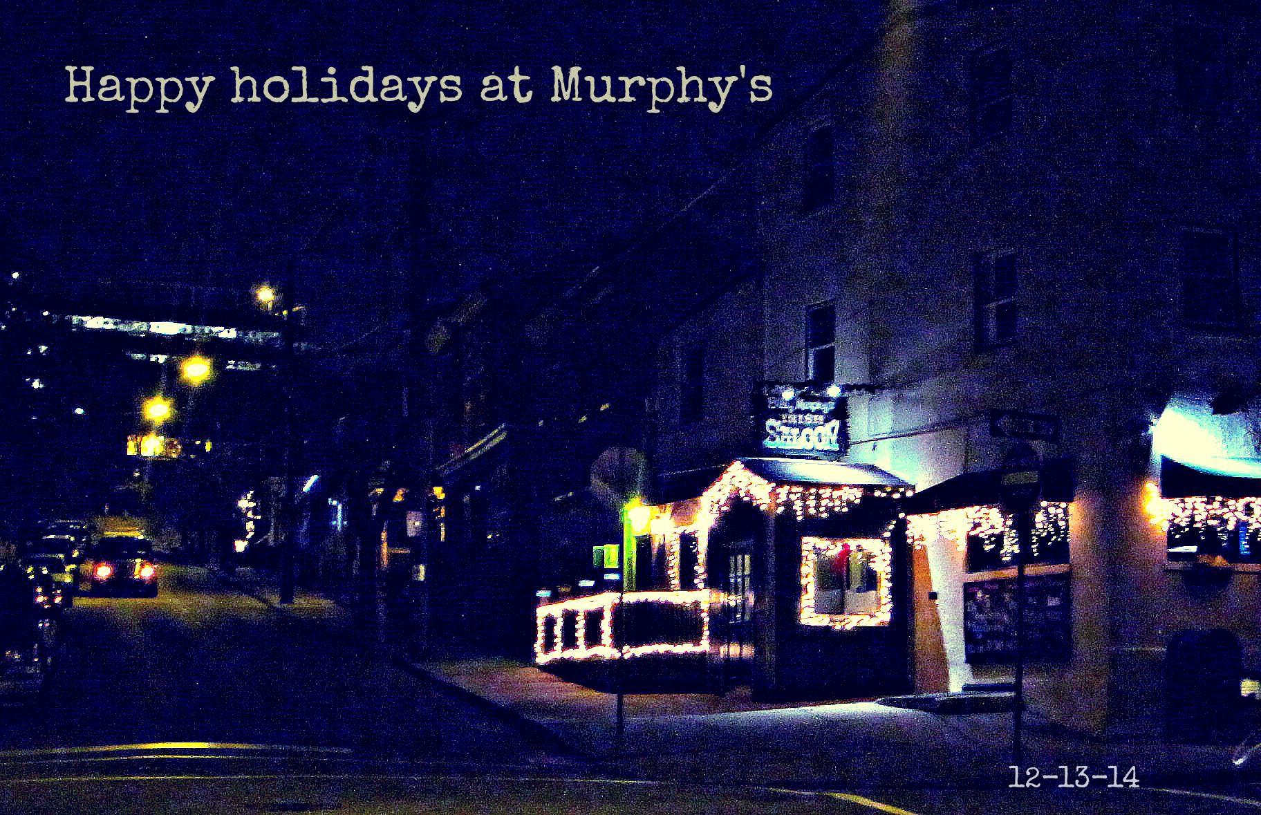 East Falls Local 12-13 Billy Murphy lights pixlr text