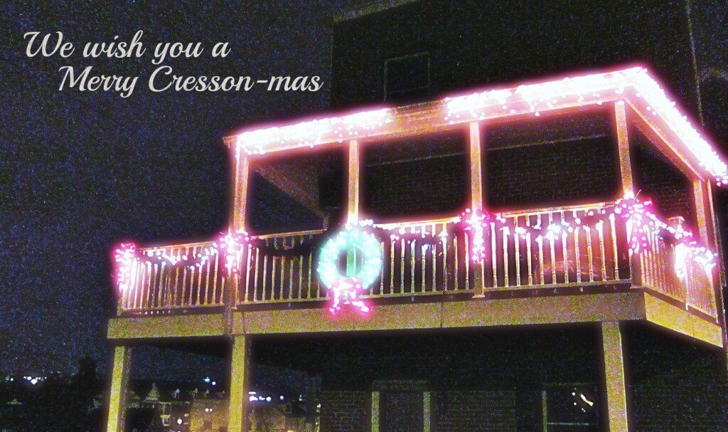 East Falls Local 12-28 Cresson deck lights text