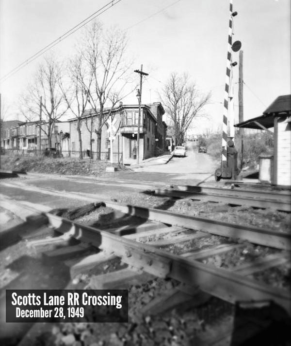 EastFallsLocal Calvitti Building 1949 PM