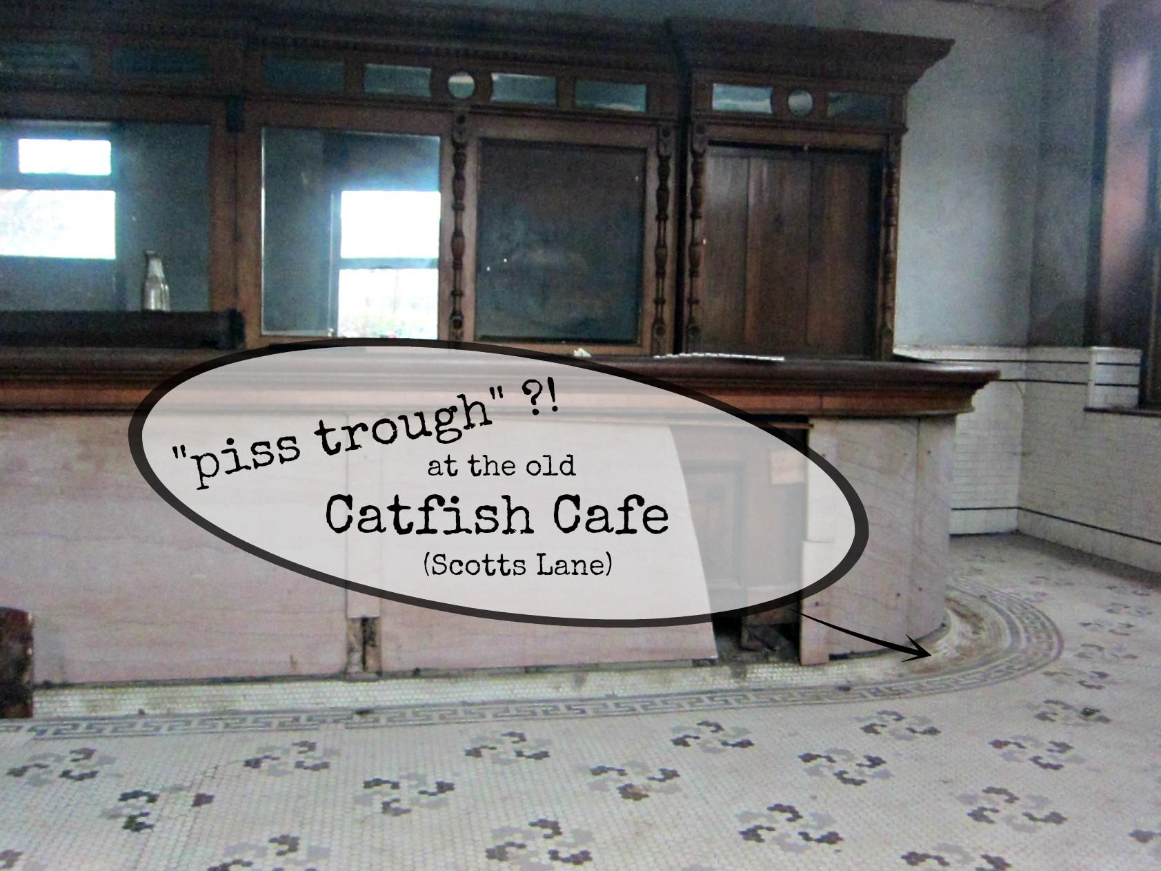 EastFallsLocal Catfish Cafe East Falls scotts lane peek text