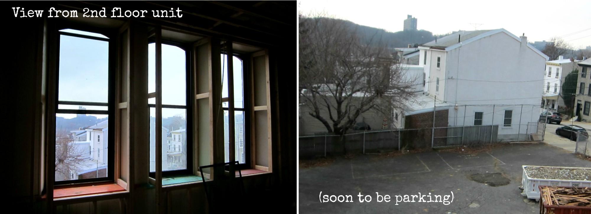 EastFallsLocal view apartment St Bridget school collage