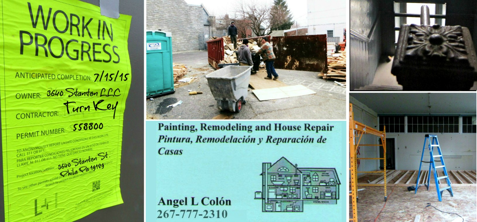 EastFallsLocal workinprogress collage