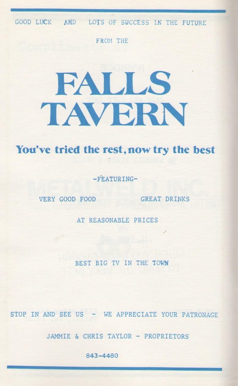 Falls Tavern
