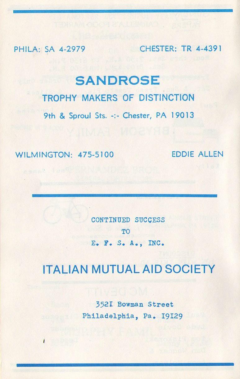 Italian Mutual Aid Society