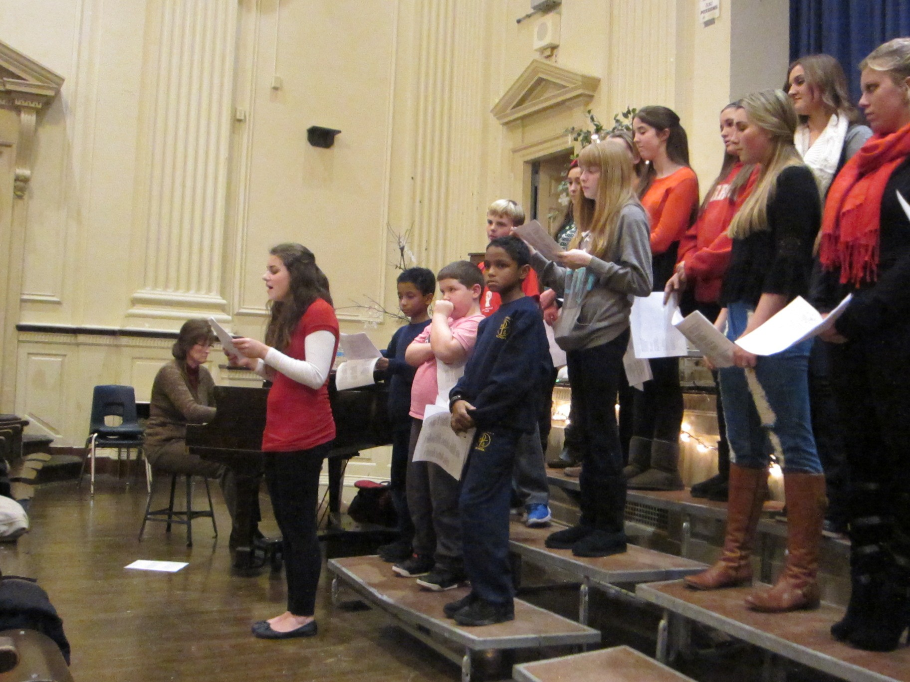 St Bridgets soloist 2