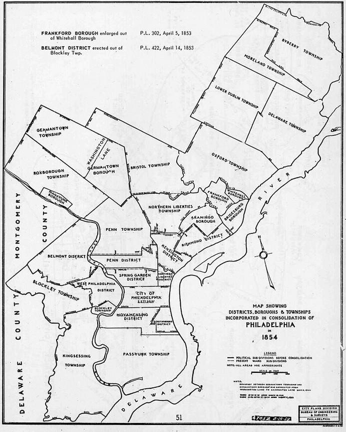 EastFallsLocal Phila consolidation map 1854