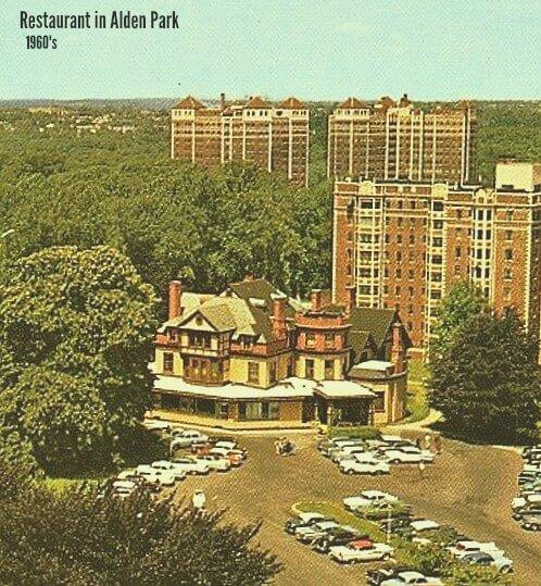 EastFallsLocal restaurant at Alden Park Manor 1960s