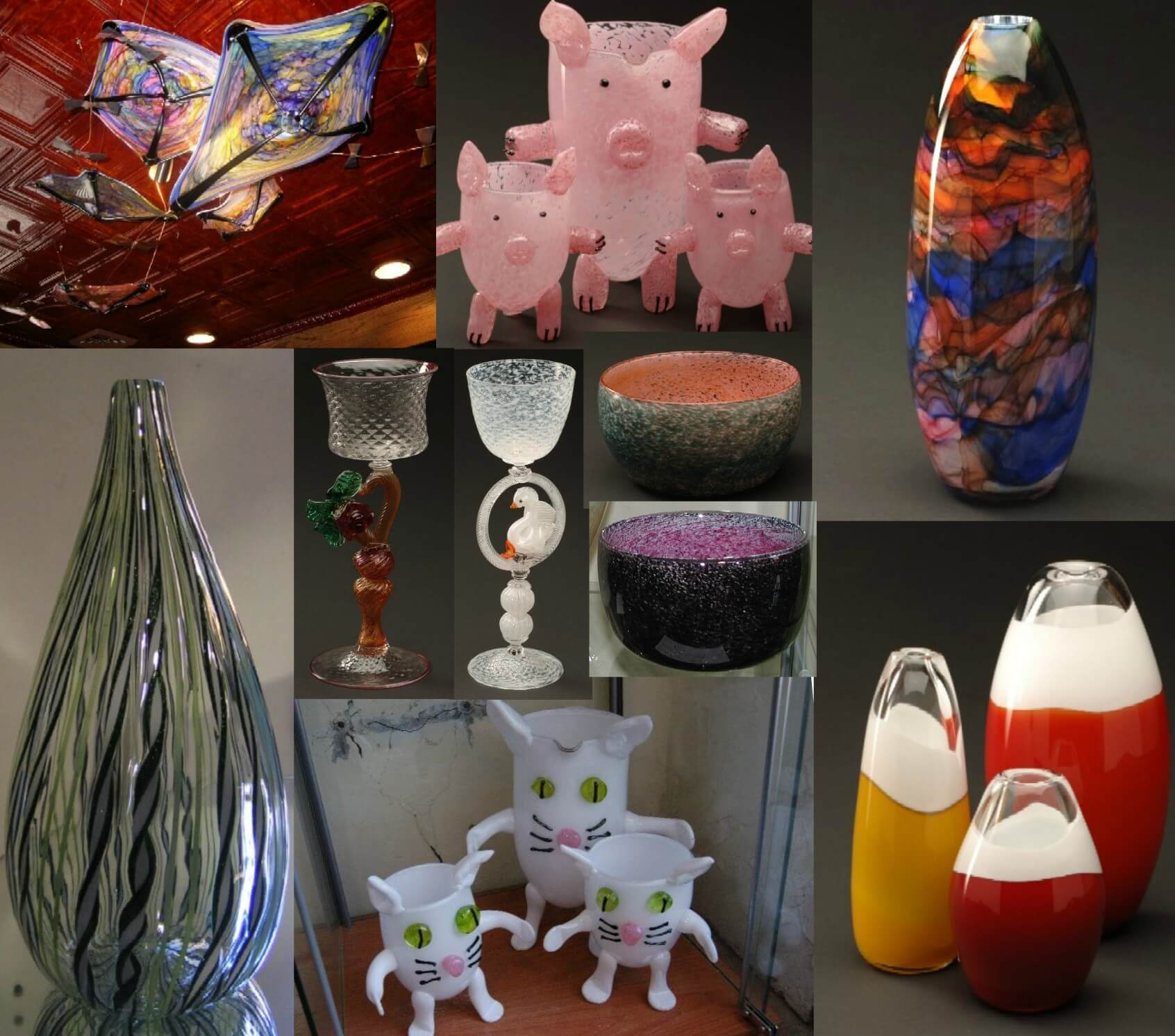 GLASSWORKS collage FB
