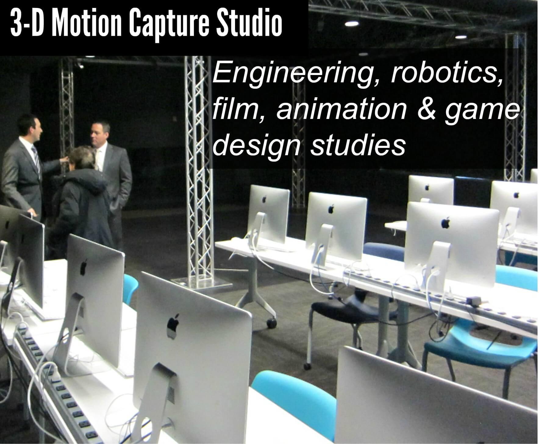 East Falls Local 1-12 motion capture studio text