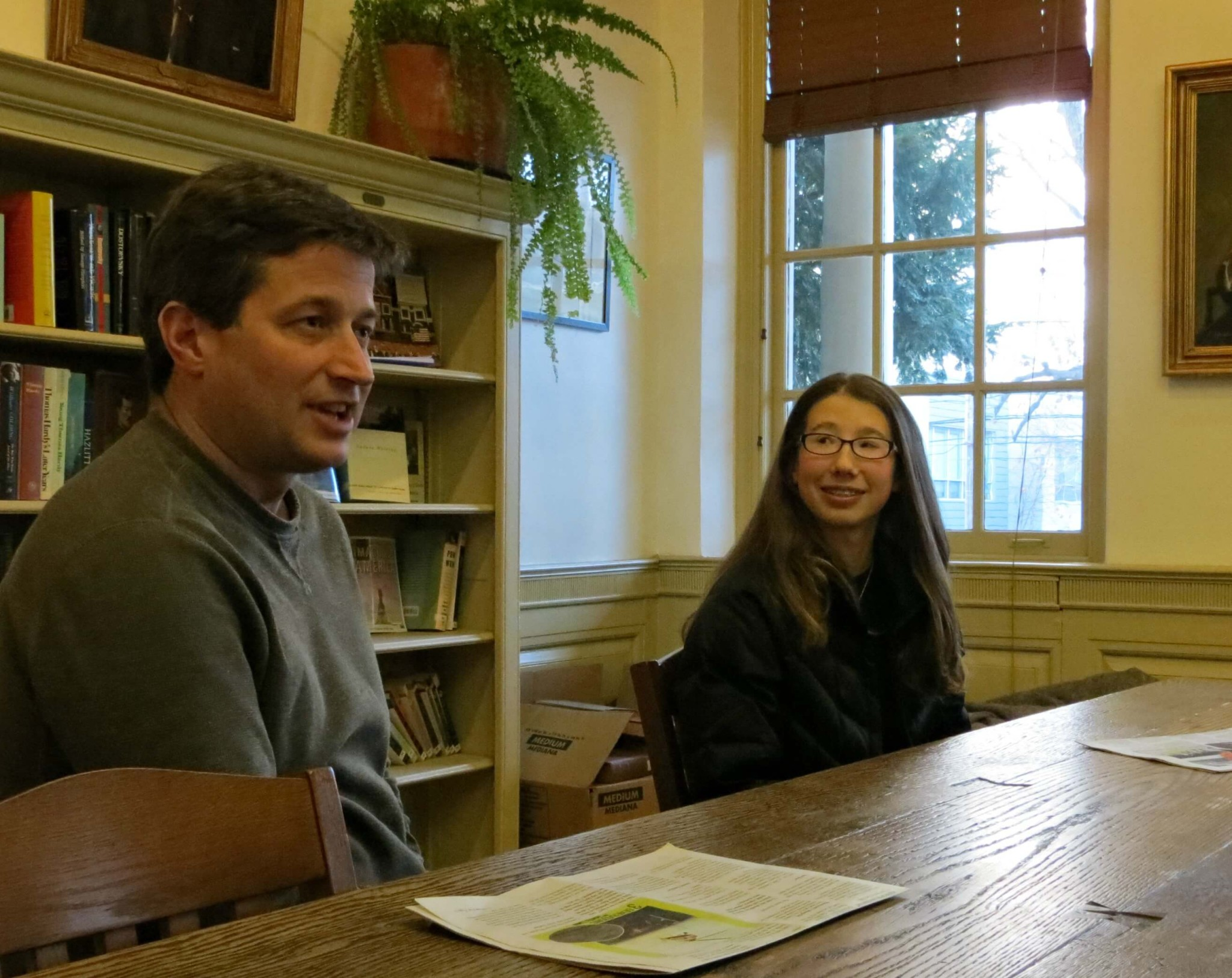 East Falls Local Helen and Ted