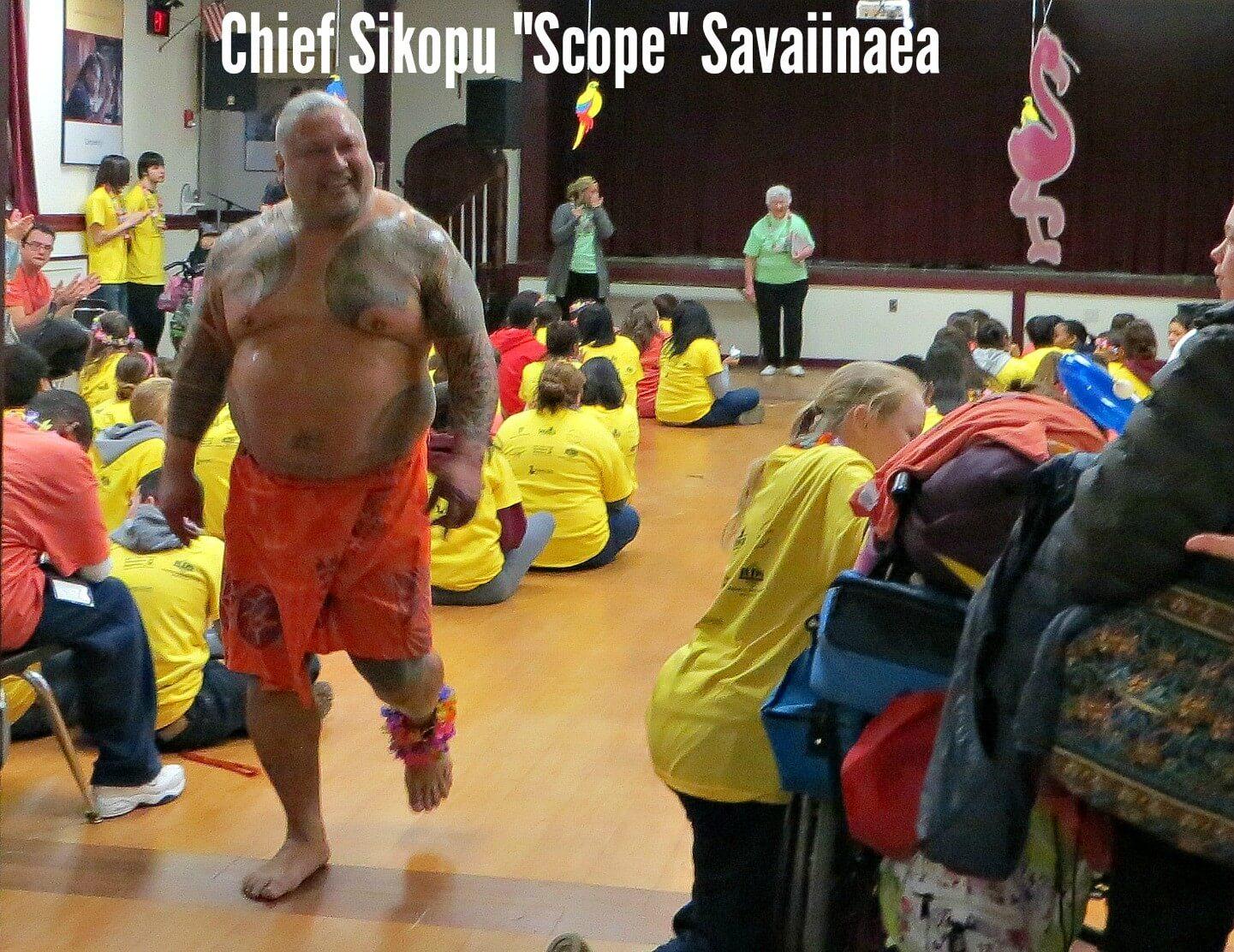 East Falls Local.Chief Sikopu Scope Savaiinaea