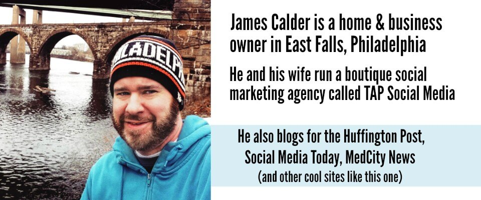 East Falls Local -- James Calder text