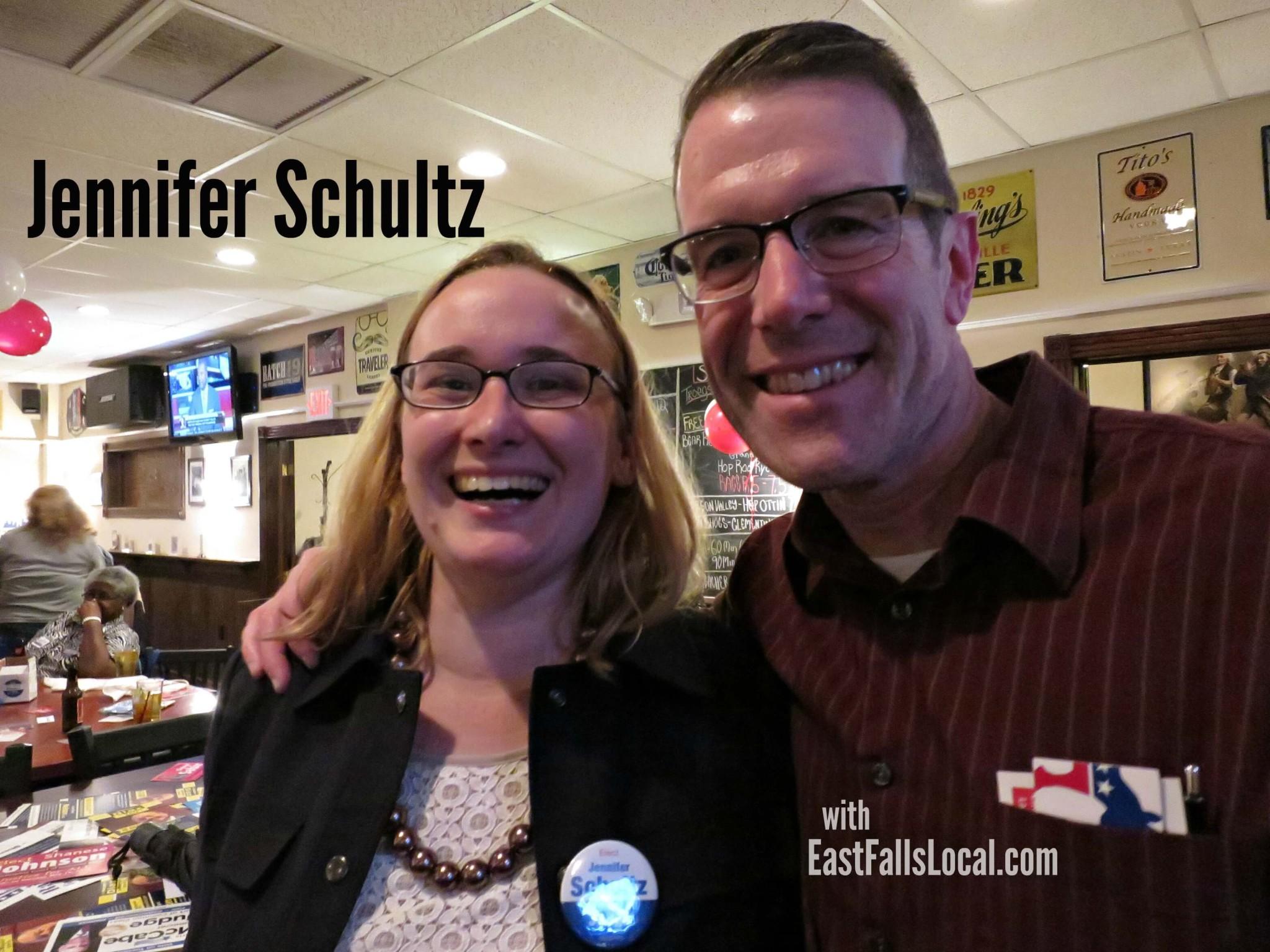 EastFallsLocal Steve & Jennifer Schultz