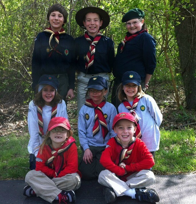 coed scouts