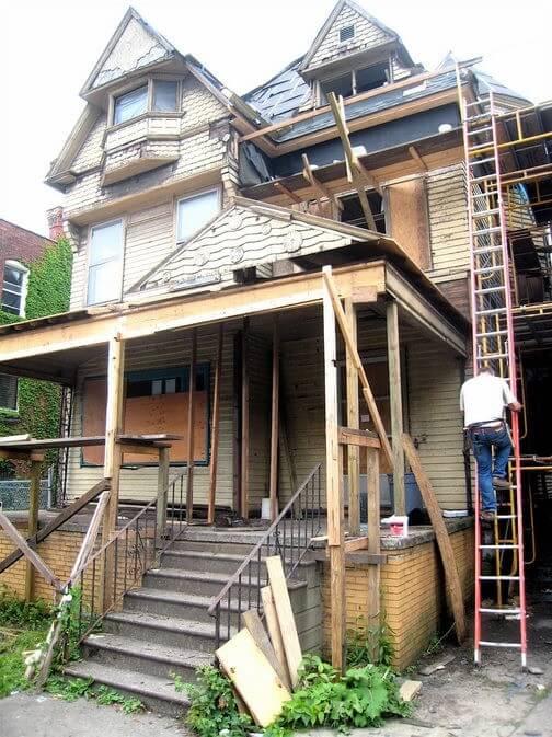 restore homes