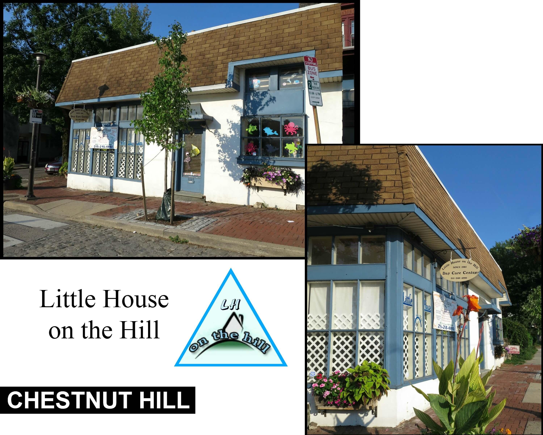 Eastfallslocal LittleHouseontheHill collage text