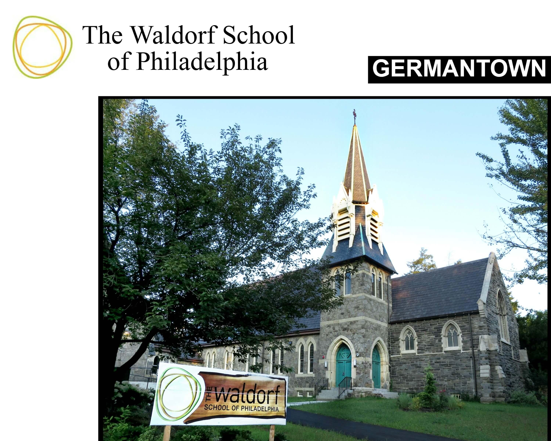 Eastfallslocal Waldorf school collage text