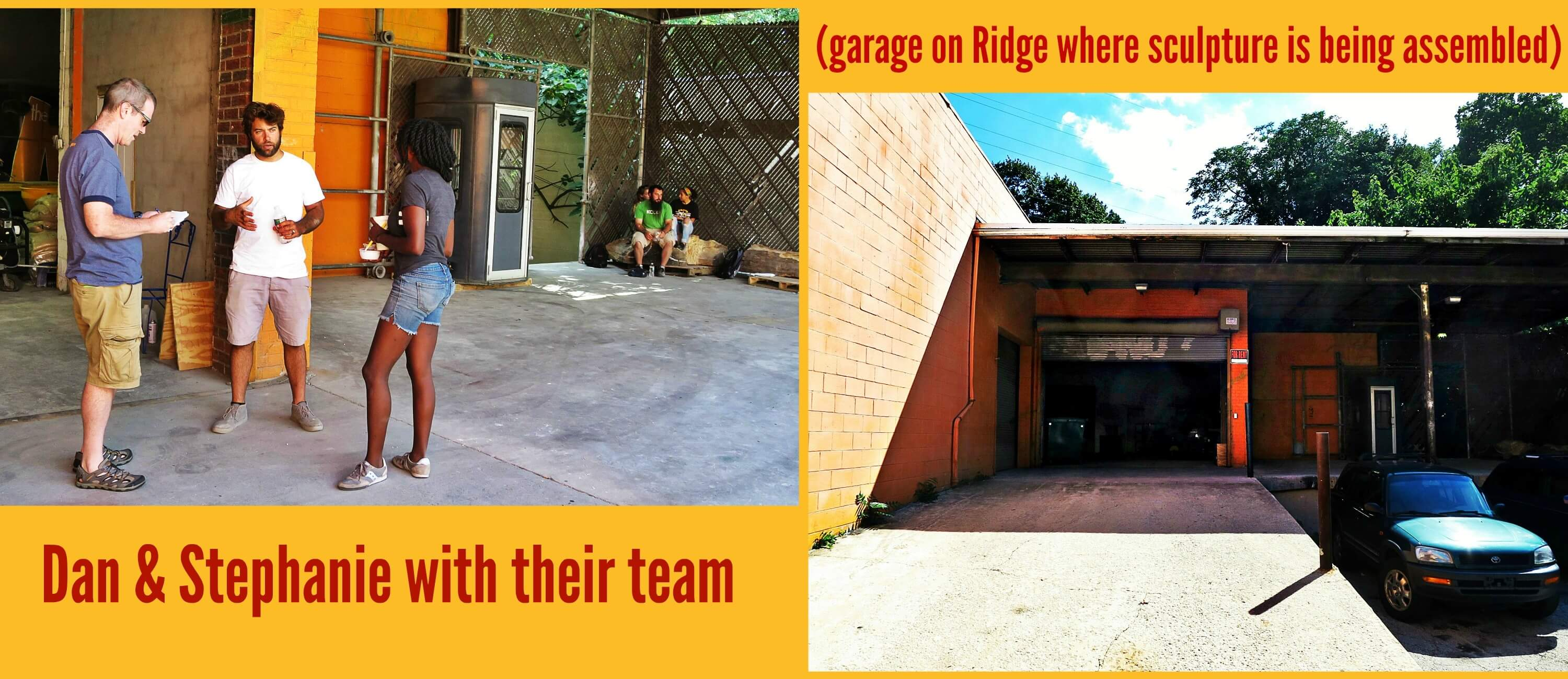 Eastfallslocal garage collage