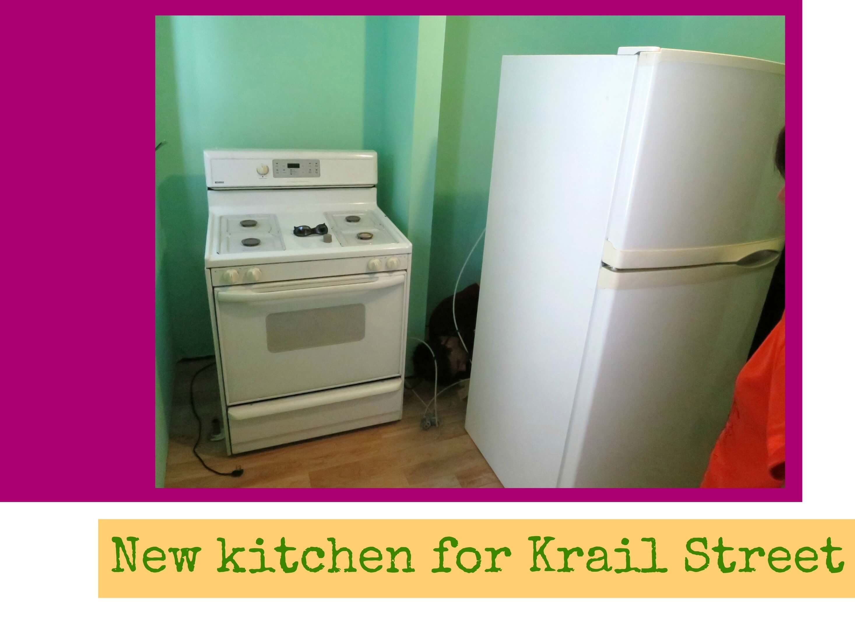 Eastfallslocal new kitchen krail street text