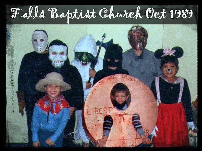 Falls of schuylkill baptist halloween.RETOUCHED