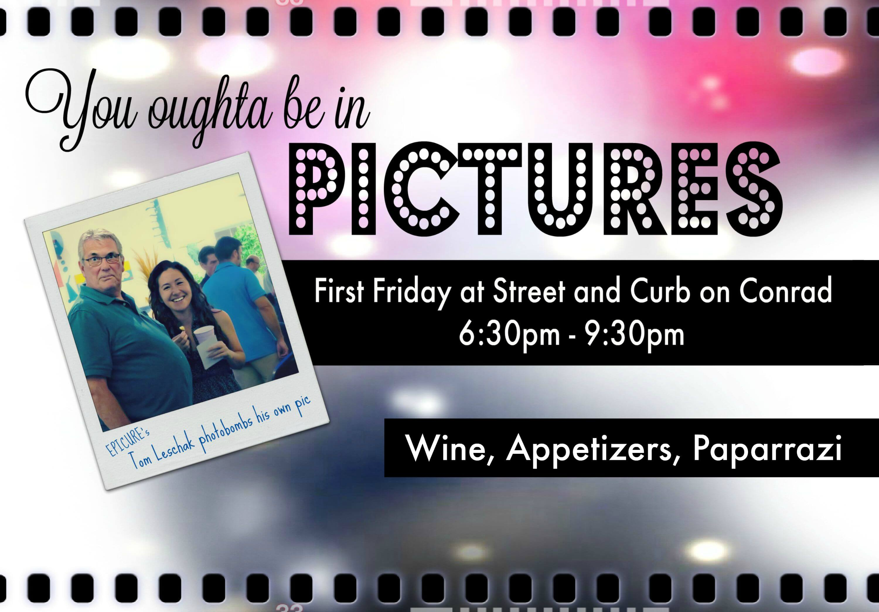 you oughta be in pictures overlay etc film strip paparazzi