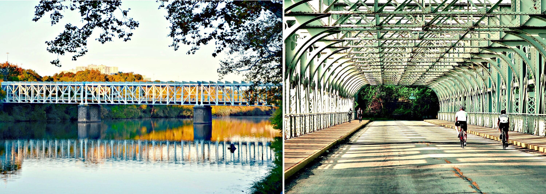Eastfallslocal EF bridge collage