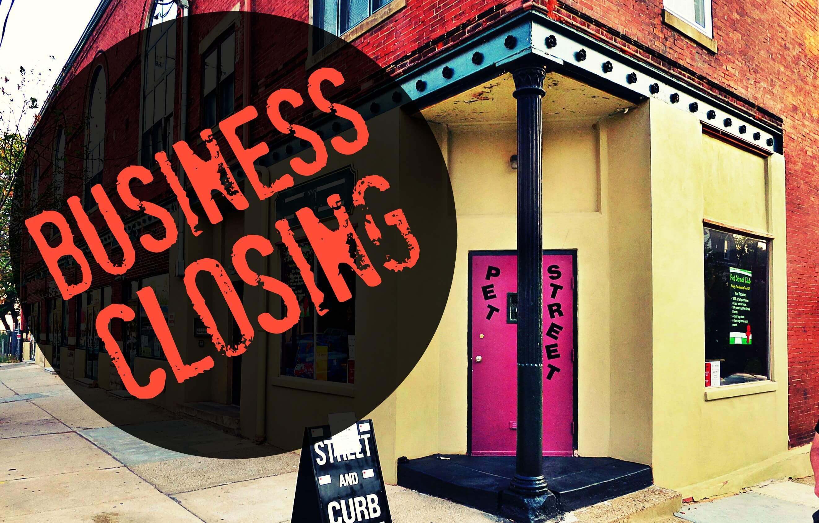 Eastfallslocal Pet Street exterior px BUSINESS CLOSING 12-15