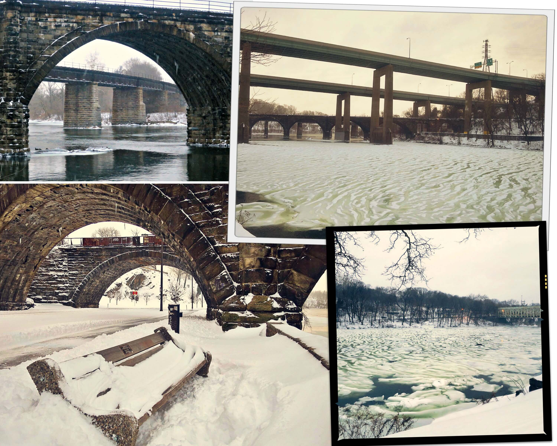 Eastfallslocal bridge collage