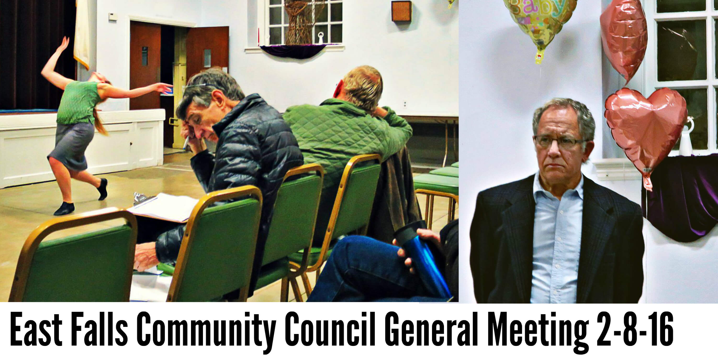 EastFallsLocal Community Council collage feature