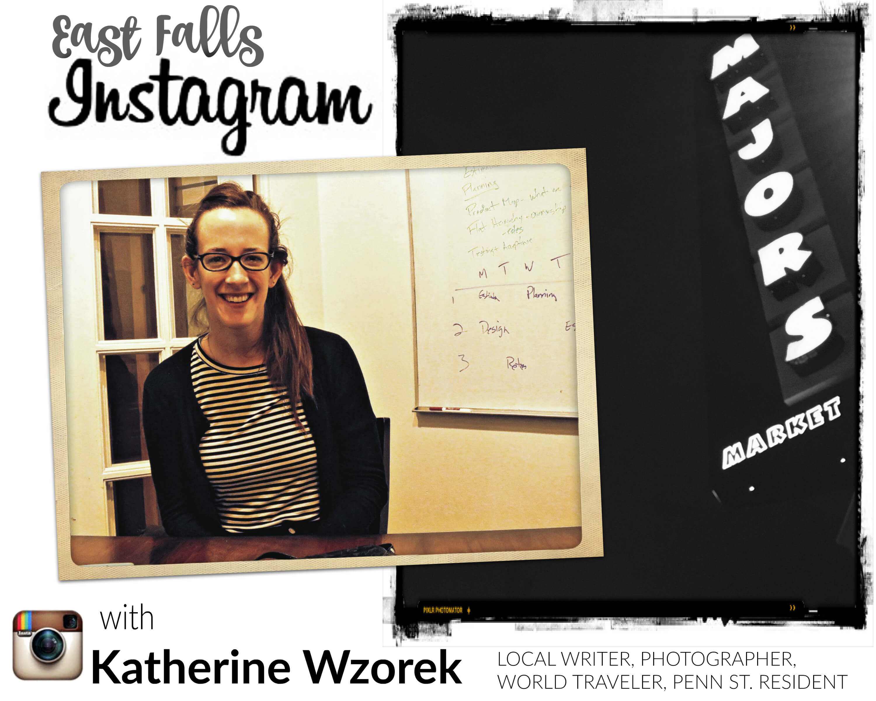 EastFallsLocal East Falls Instagram collage Katherine Wzorek