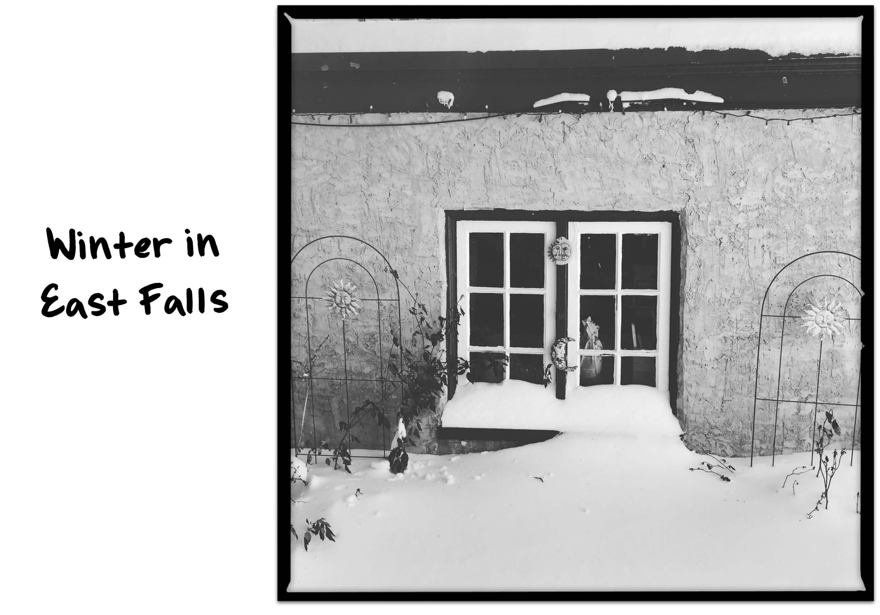 EastFallsLocal Katherine collage winter east falls text