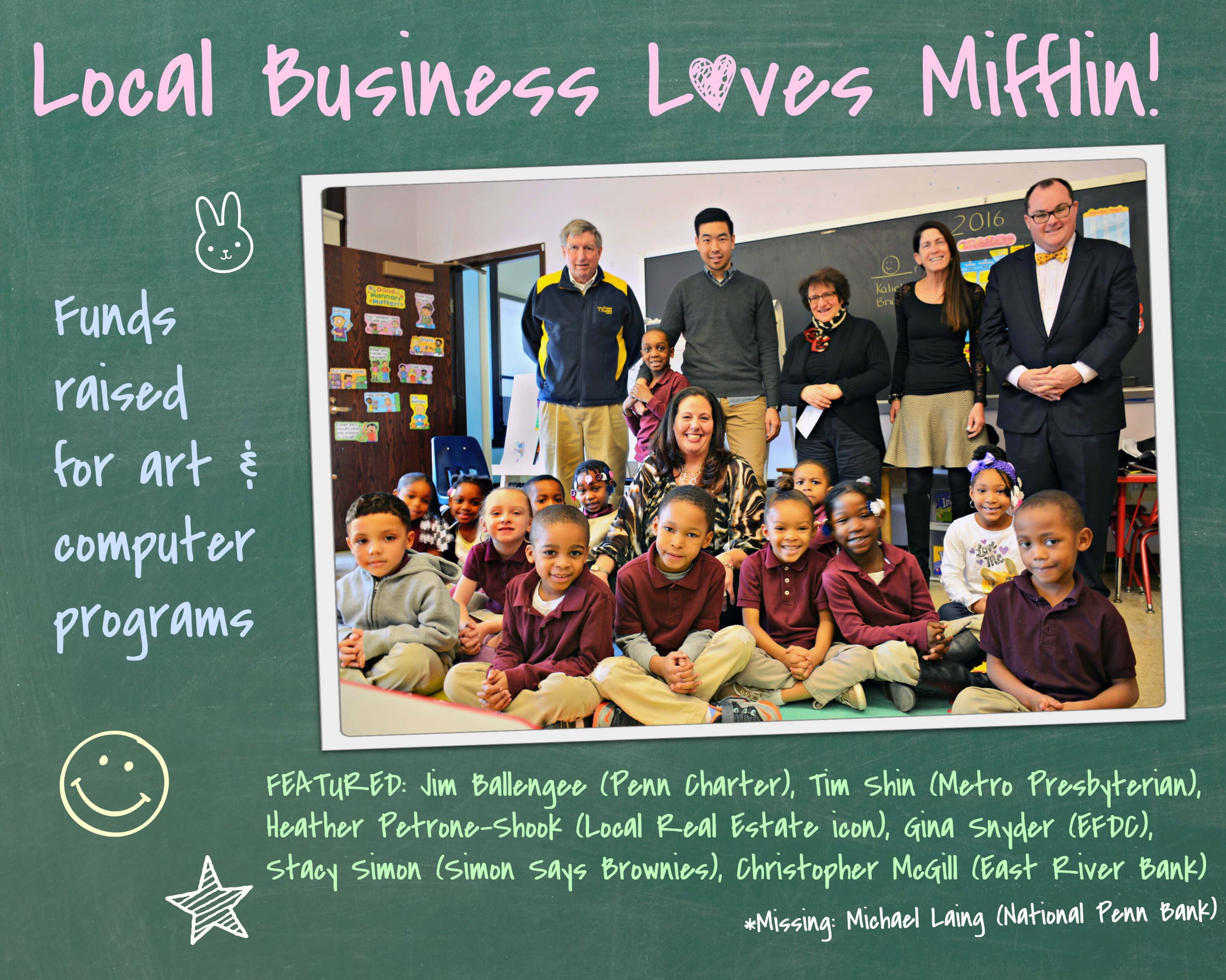 EastFallsLocal collage East Falls Business Loves Mifflin