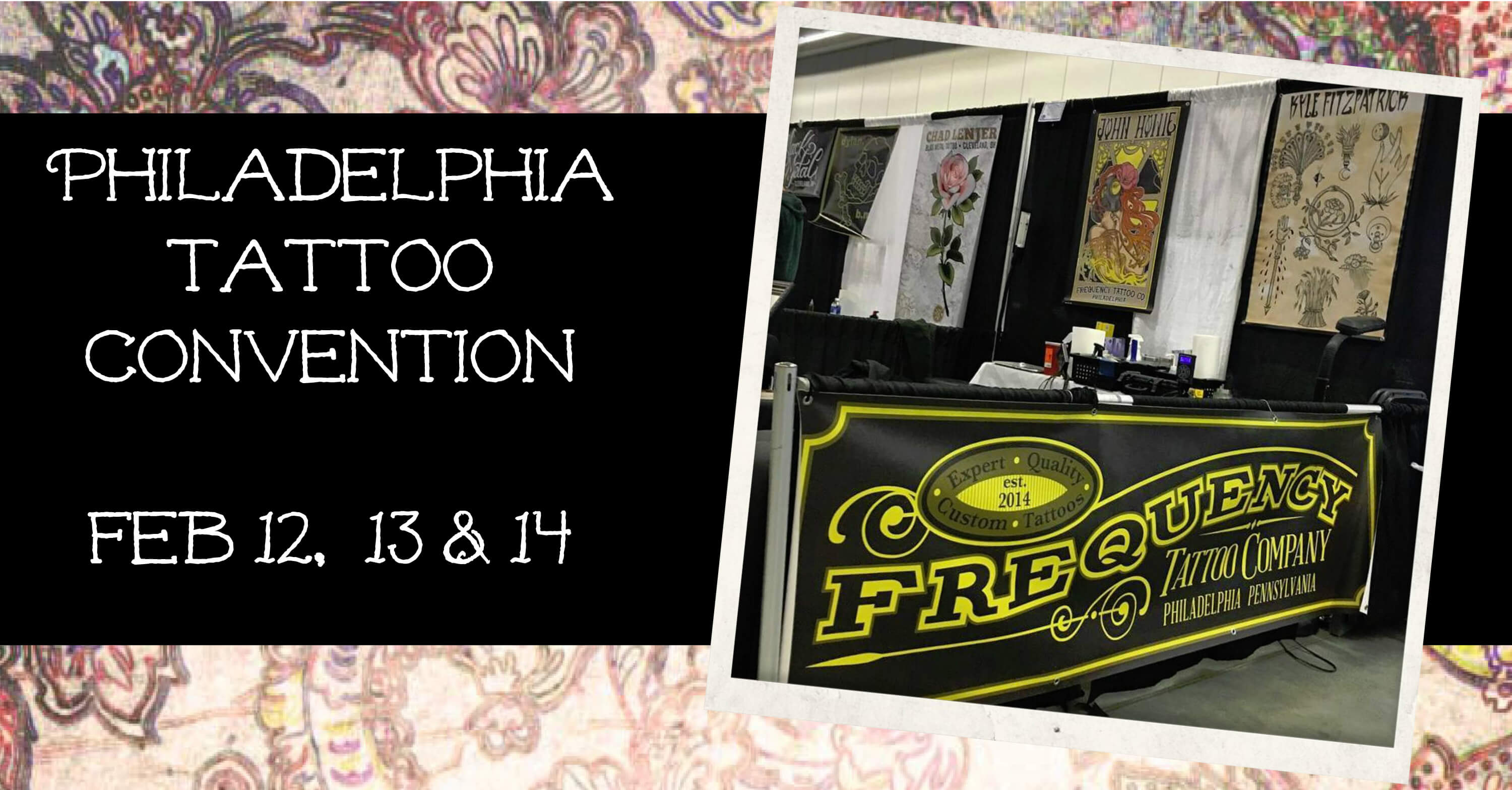 Eastfallslocal Phila Tattoo Convention collage