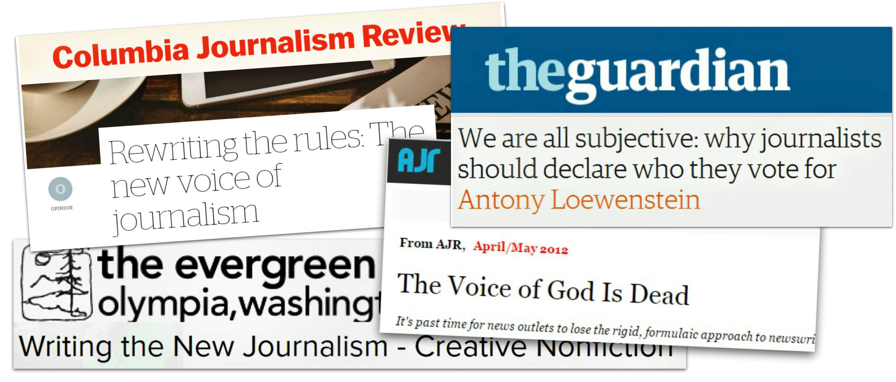 Eastfallslocal collage journalism headlines