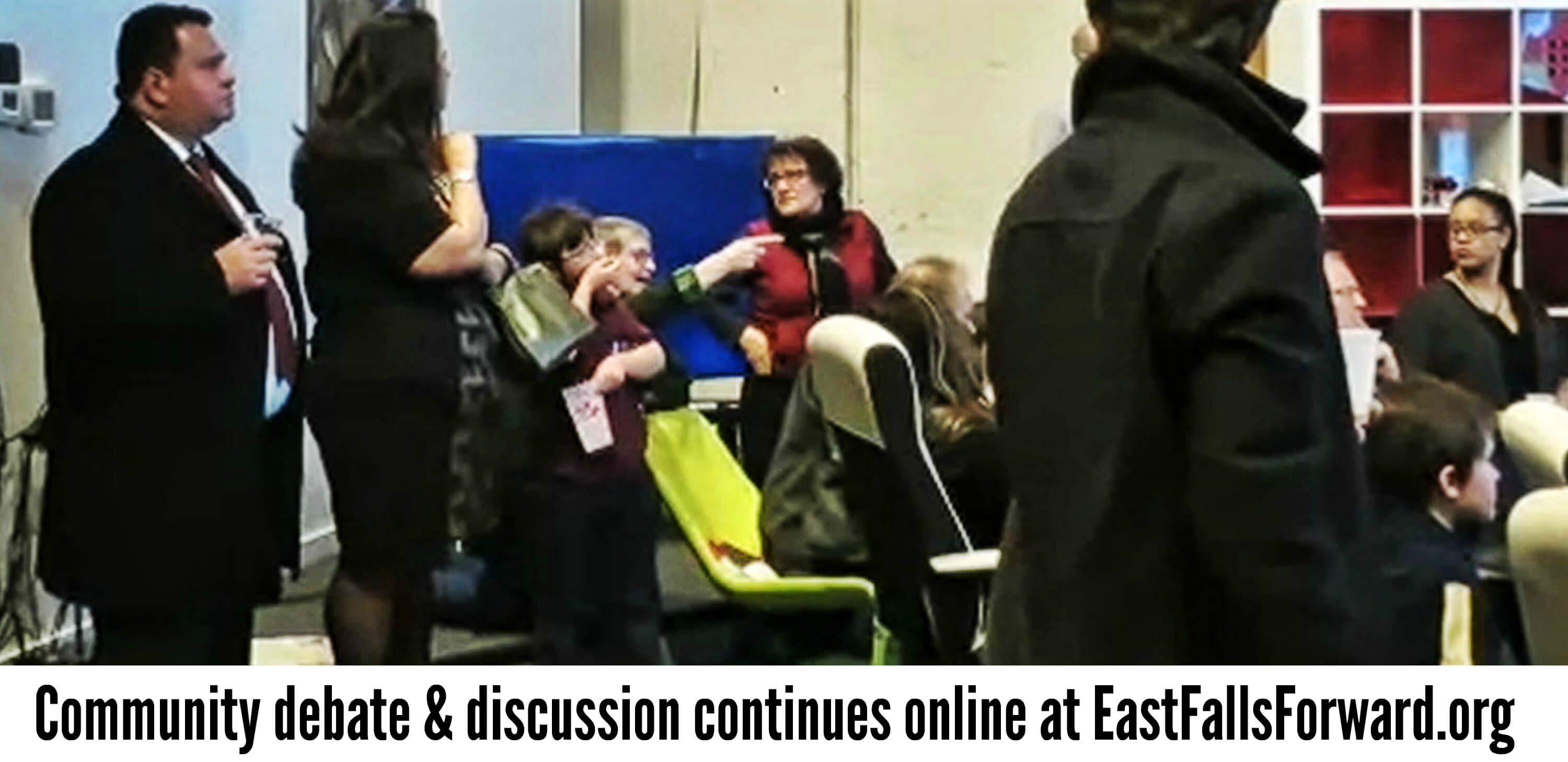 Eastfallslocal debate and discussion text