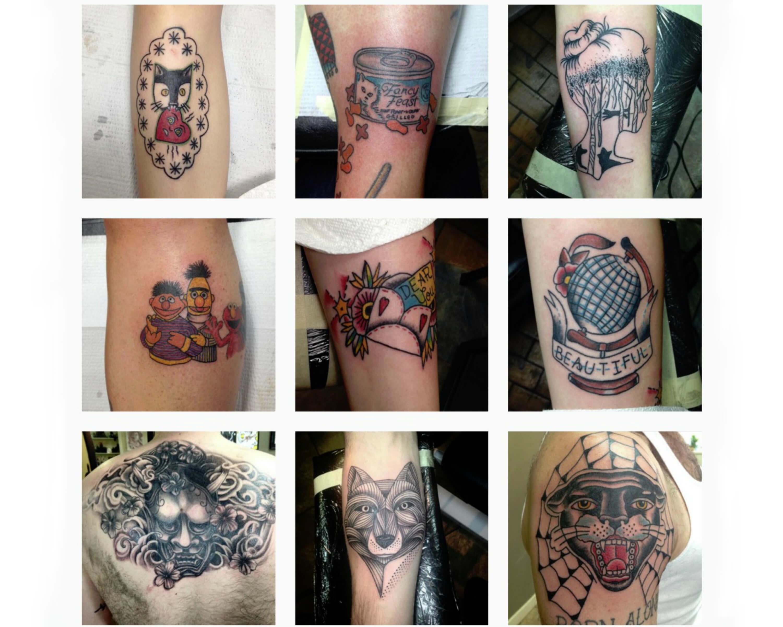 Tattoos are people too eastfallslocal for David mccall tattoo